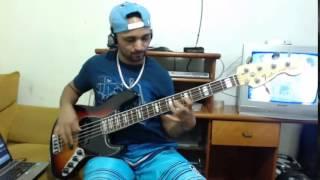 Meu Ébano - Alcione ( baixo cover) Adauto Bass