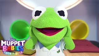 Kermit's Show and Tell | Muppet Babies | Disney Junior