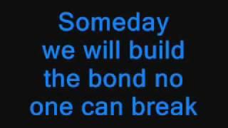 Lyrics to Someday from sonic underground