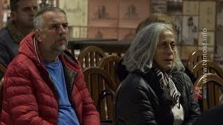 Promocija knjige Ranka Djinovic ,,Sa neba se sve poznaje'' u Podgorici