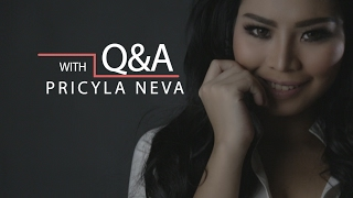 Q&A With PRICYLA NEVA   Miss POPULAR Indonesia Paling HOT width=