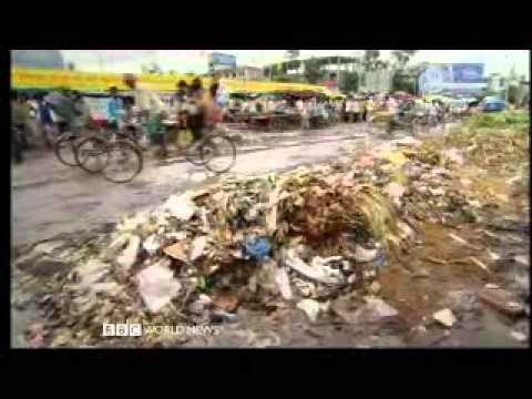 Hot Cities 7 – Dhaka Bangladesh 3 – Water Water Everywhere – BBC Environmental Documentary