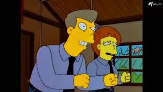 Los Simpsons - ''¡Nanananana Lider!'' (Castellano)