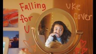 Falling for U - Peachy! ft. mxmtoon (ukulele cover)