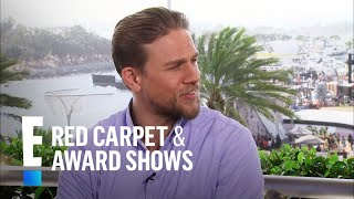 Charlie Hunnam on Losing His 6-Pack Abs | E! Live from the Red Carpet