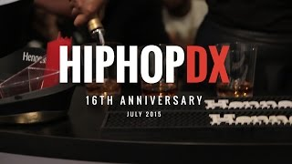 HipHopDX 16th Anniversary