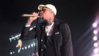 Chris Brown - Actin Like This (Solo)
