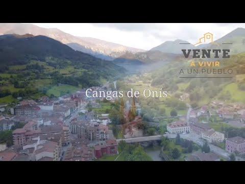 Video presentación Cangas de Onís