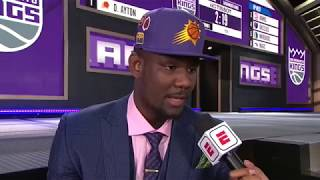 Deandre Ayton | Number 1 Overall Pick 2018 NBA Draft