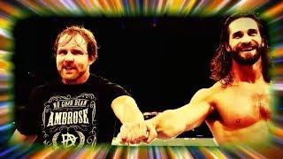 "Seth Rollins and Dean Ambrose 1st Custom Titantron ""Redesign Rebuild Reclaim"" ·2017"
