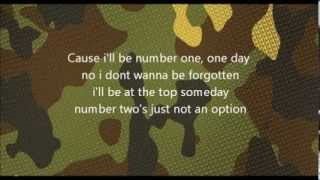 Jake Miller - Number One Rule Lyrics