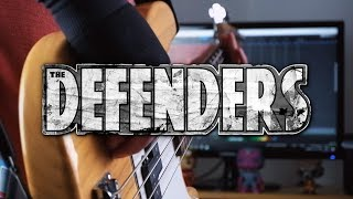 Marvel's The Defenders Theme on Guitar