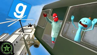 Hiding in the Helicopter - Gmod: TTT w/ Tom Fawkes | Let's Play