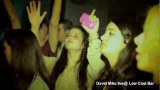 LowCost bar  - David Miks Live