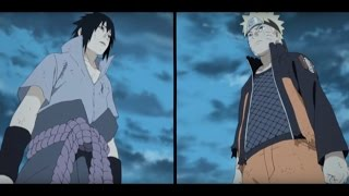 Naruto [ AMV ] - Naruto vs Sasuke | Final Fight - Runnin