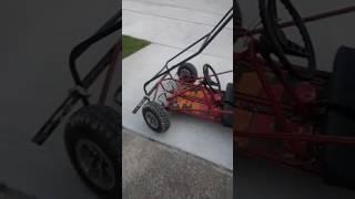 Buggy motor de preshorwasher