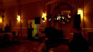 Rew and Joy - Funky James brown wedding dance