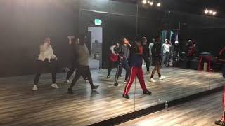 """Deadpool"" Shoop by Salt-n-Pepa Marie Takano choreography at Movement Lifestyle"