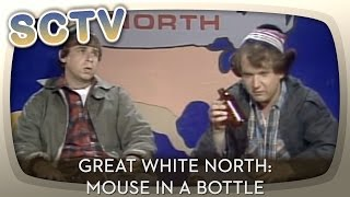 Great White North:  Mouse in a Bottle