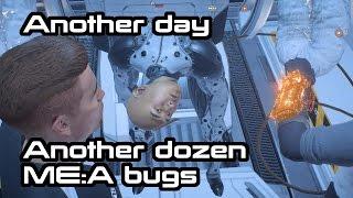 Mass Effect: Andromeda Bugs x2