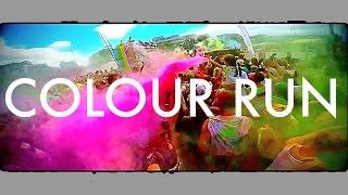 Epic Colour Run 5k 2015  In 1080p - GoPro Hero 4
