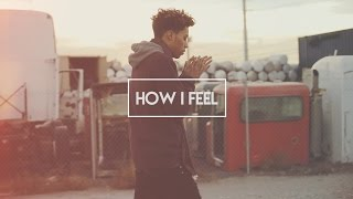 """Lucas Coly - """"How I Feel"""" (Official Music Video) Shot by @gioespino"""