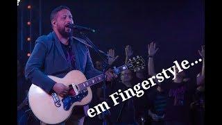 Caia Fogo - Fernandinho - Fingerstyle - Violão Solo - CLEVERSON PERCILIANO