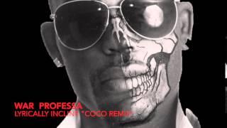 """Lyrically Incline """"Coco"""" Remix War Professa"""