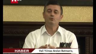 Vali Yılmaz Arslan Batman'a, Batman Valisi Ahmet Turhan Balıkesir'e Atandı
