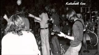 Kallabash Live ~ Get A Job 1970