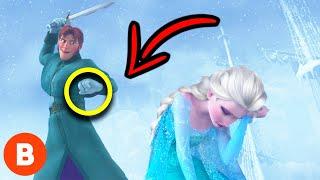 Disney Movie Mistakes No One Noticed