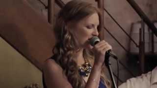 Sintija Ģēģere and Bossa Blanca LIVE performance Mas Que Nada