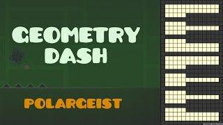 Geometry Dash - Polargeist [Piano Cover]