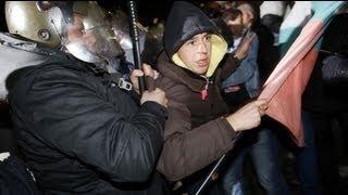 Bulgari ancora in piazza contro il caro bollette e il governo