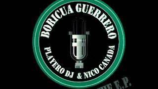 Boricua Guerrero - 1997 - The EP - 02- Razor Sharp - Mexicano Ft. Curly & Demos Demarco