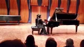 Rachmaninoff Opus 11 no.3, Piano Four Hands - Russian Theme
