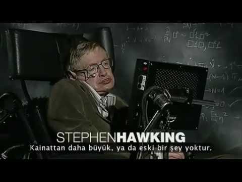 Stephen Hawking kainat hakkında büyük sorular soruyor (TED Türkçe Altyazılı)