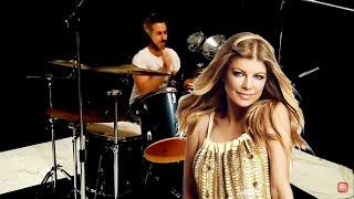 Fergie - L.A.LOVE (la la) (Drum Cover by Alaa A R)