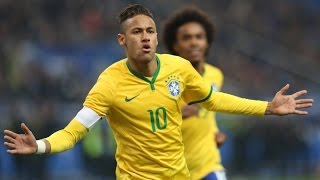 Neymar Jr ● Ready For Olympics in Rio de Janeiro  ● Brasil ● HD