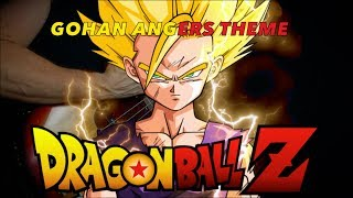 Dragon Ball Z - Gohan Angers Theme Cover