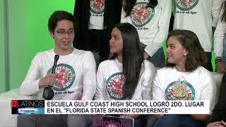 Gulf Coast High School, Segundo lugar en competencia en Orlando