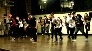 Michael Jackson - Hollywood tonight  Choreo by Vlad Kuzmin