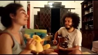 O sapo e o macaco