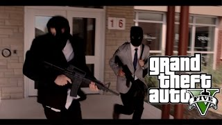 GTA 5 Real Life Parody
