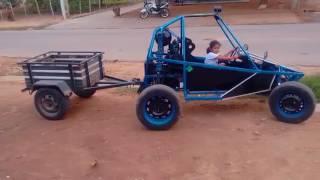 Kart Cross 250cc - Aqui kart cross é diversão e trabalho também