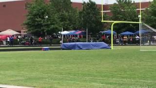 Quincy Wilson 400m run