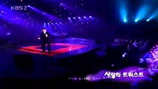 설운도 - 쌈바의 여인 & 사랑의 트위스트 (Live In Loveletter)