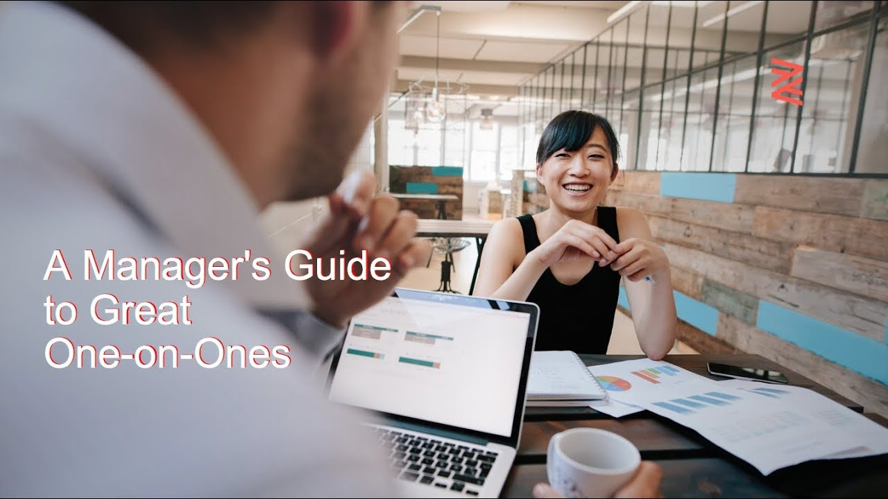 A Manager's Guide to Great One-on-Ones