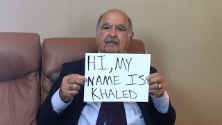 The Story Of Khaled Siddiq