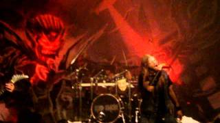 Iced Earth - The Hunter live in Thessaloniki 2011